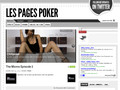 Les Pages Poker